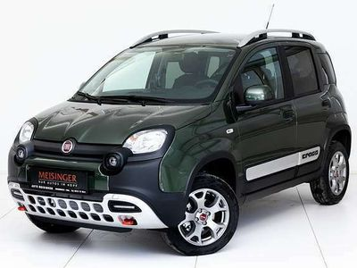 gebraucht Fiat Panda Cross TwinAir 85 4x4