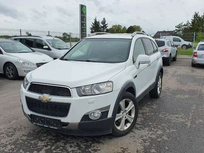 gebraucht Chevrolet Captiva 2.2 D LTZ 4WD