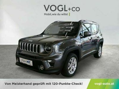 gebraucht Jeep Renegade HYBRID LIMITED 1,3 PHEV 190PS AT 4XE
