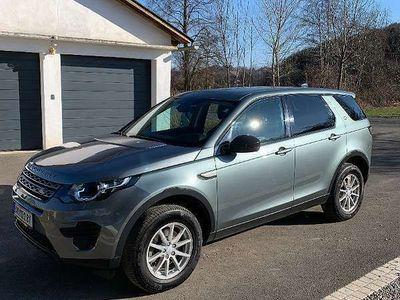 gebraucht Land Rover Discovery Sport 2,0 TD4 4WD Automatik 180PS SUV / Geländewagen