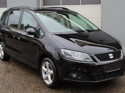 gebraucht Seat Alhambra 2,0 TDI CR 4WD DPF *Topzustand* Kombi / Family Van,