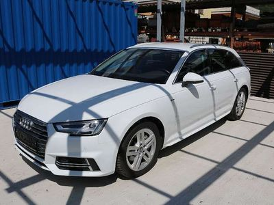 gebraucht Audi A4 Avant 3,0 TDI quattro S-tronic S-Line **AHK**NAVI**uvm... Kombi / Family Van