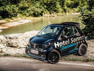 gebraucht Smart ForTwo Cabrio Passion Start/Stop