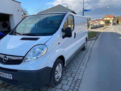 gebraucht Opel Vivaro Combi L2H1 2,0 CDTI 2,9t