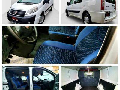 gebraucht Fiat Scudo L2H1 130-Multijet-126 PS,5 Sitzer,ErstbesitzerMWST