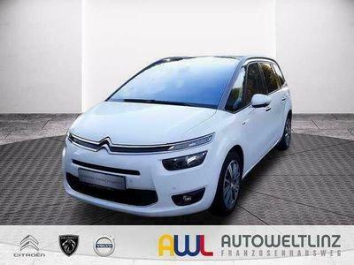 gebraucht Citroën Grand C4 Picasso BlueHDi 120 S&S EAT6 Exclusive