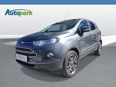 gebraucht Ford Ecosport TREND 5T 1.0l ECOBOOST 125PS M Sport Utility Vehicle