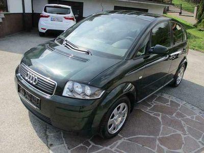 gebraucht Audi A2 1,4 Xtend TDI