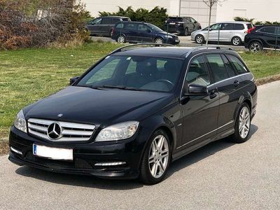 used Mercedes C250 C-KlasseCDI 4MATIC Kombi / Family Van,