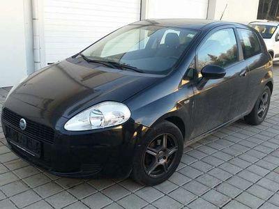 brugt Fiat Grande Punto 1.3 diesel Klein-/ Kompaktwagen,