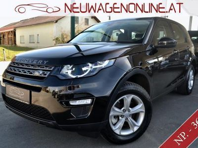 used Land Rover Discovery Sport 2,0 TD4 150 4WD Pure Aut. Jungwagen - 32 %
