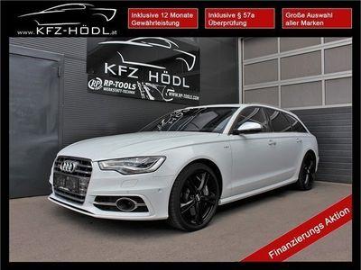 gebraucht Audi A6 S6 Avant 4,0 TFSI quattro S-tronic Kombi / Family Van,