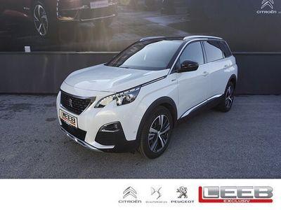 gebraucht Peugeot 5008 1,5 BlueHDI 130 S&S EAT8 GT-Line Aut., GT-Line, 131 PS, 5 Türen, Automatik