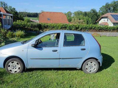 gebraucht Fiat Punto 188/BXA1A/01AB Klein-/ Kompaktwagen