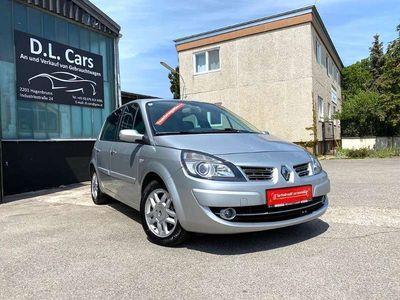 gebraucht Renault Scénic II Exception 1,5 dCi DPF *120 TKM * Kombi / Family Van