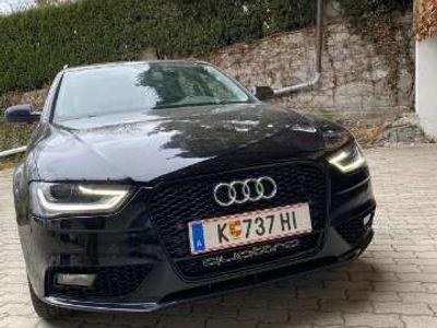 gebraucht Audi A4 QUATTROAvant 2,0 TDI quattro Daylight S-tronic