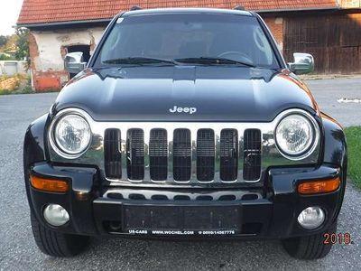 brugt Jeep Cherokee 2,8 Limited CRD TD Aut. SUV / Geländewagen,