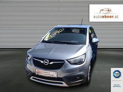 gebraucht Opel Crossland X 1,2 Turbo Direct Inj. Innovation St... SUV / Geländewagen,