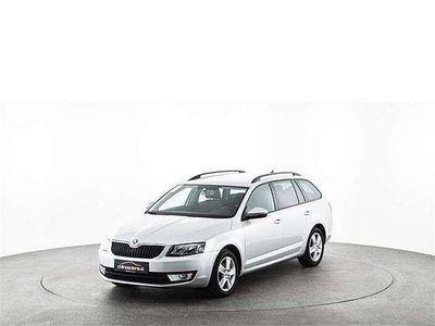 brugt Skoda Octavia Combi 1,6 Ambition TDI Green tec Kombi / Family Van,