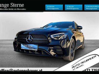 gebraucht Mercedes E300 E-KlassePHEV T 4Matic Aut. Kombi / Family Van