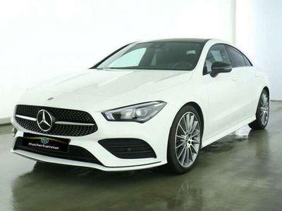 gebraucht Mercedes CLA200 AMG/LED/Night/Premium/Pano/Volldigital/19''