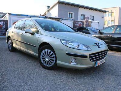gebraucht Peugeot 407 Comfort 1,6 HDI 110 (FAP)