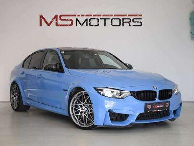 gebraucht BMW M3 COMPETITION*DKG*HEAD UP*CARBON*VOLL*KREDIT*GARANTI