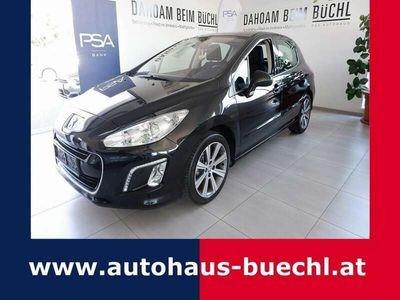gebraucht Peugeot 308 1,6 e-HDi 115 FAP Allure