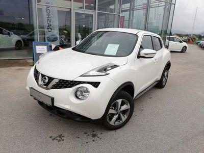 used Nissan Juke 1,6 N-Connecta