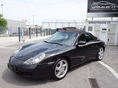brugt Porsche 911 Carrera 4 Cabriolet Cabrio / Roadster,