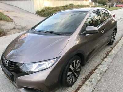 gebraucht Honda Civic Sport Limousine,