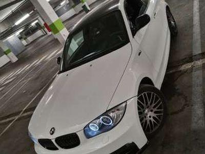 gebraucht BMW 120 Coupé 1er-Reihe Coupé Diesel (E82) M PAKET !