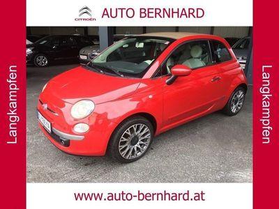 gebraucht Fiat 500C 500 Cabrio 1,2 Pop, 69 PS, 2 Türen, Schaltgetriebe
