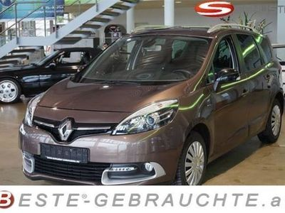 brugt Renault Grand Scénic TCe 1.2 Limited Energy DeLuxe 7-Sitze