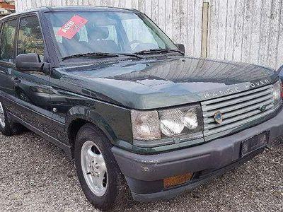 gebraucht Land Rover Range Rover 2,5 R6 DSE Ds. SUV / Geländewagen,