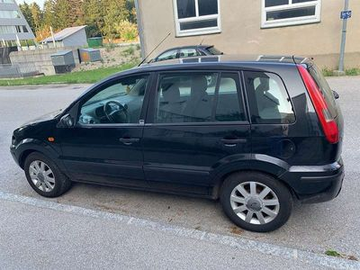 gebraucht Ford Fusion Trend 1,4TDCI Limousine,