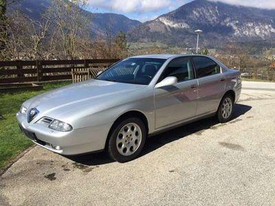 gebraucht Alfa Romeo 166 Alfa 2,4 JTD Distinctive