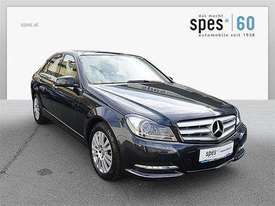 gebraucht Mercedes C220 CDI Elegance A-Edition plus 4MATIC