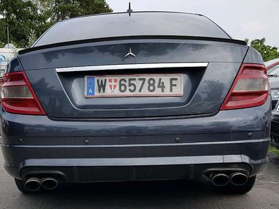 gebraucht Mercedes C220 CDI Limousine