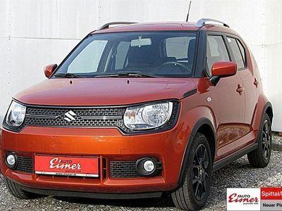 gebraucht Suzuki Ignis 1,2 DualJet Shine 4WD Limousine,
