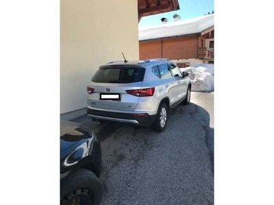 used Seat Ateca 1,4 Xcellence ACT 4WD TSI