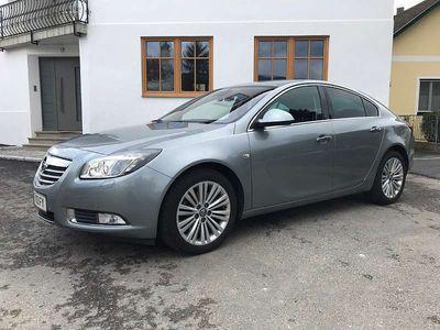 gebraucht Opel Insignia CDTI 4x4 Limousine