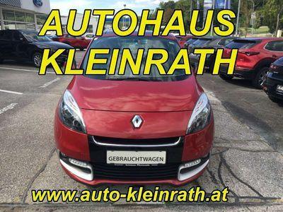 gebraucht Renault Scénic 1,6 16V 110 Hi-Flex TomTom Edition Kombi / Family Van