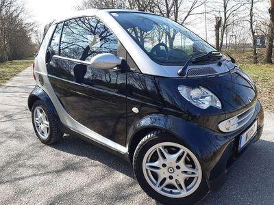 gebraucht Smart Roadster Cabrio Klein-/ Kompaktwagen