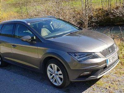 gebraucht Seat Leon X-Perience ST 2,0 TDI CR 4Drive *TOP* Kombi / Family Van