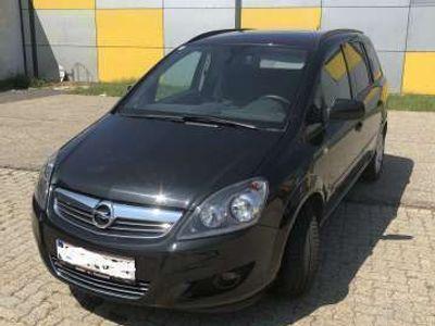 brugt Opel Zafira 1,7 CDTI Classic ecoflex