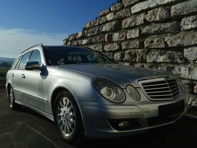 gebraucht Mercedes E280 cdi Avantgarde