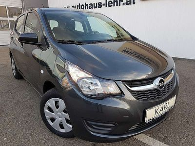 gebraucht Opel Karl 1,0 Ecotec Edition Limousine