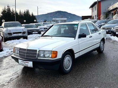 gebraucht Mercedes 190 2,0*Schiebedach*2.Besitz*Wertanlage* Limousine