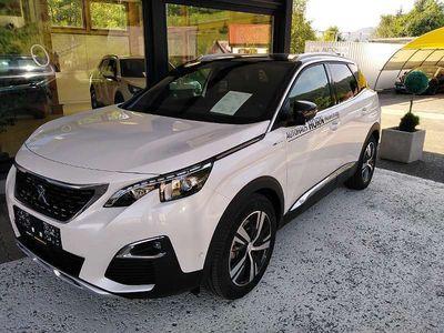 gebraucht Peugeot 3008 Hybrid4 300 e-EAT8 GT-Line Aut. SUV / Geländewagen